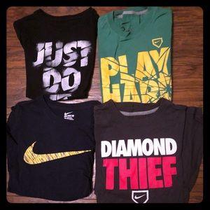 Name brand boys t shirts